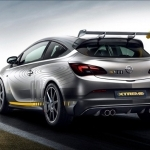 2019 Opel Astra High Performance Concept