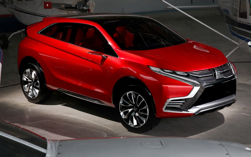 2019 Mitsubishi XR PHEV II Concept | Car Photos Catalog 2017