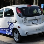 2019 Mitsubishi i MiEV US Version