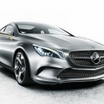2019 Mercedes Benz Style Coupe Concept