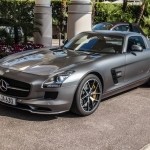 2019 Mercedes Benz SLS AMG GT Final Edition