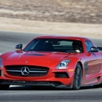 2019 Mercedes Benz SLS AMG Black Series