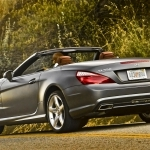 2019 Mercedes Benz SL550