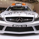 2019 Mercedes Benz SL55 AMG F1 Safety Car