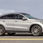 2019 Mercedes Benz GLE63 AMG Coupe