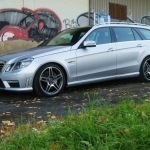 2019 Mercedes Benz E63 AMG Estate