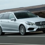 2019 Mercedes Benz E Class Estate UK Version