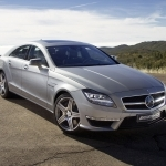 2019 Mercedes Benz CLS63 AMG US Version