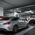 2019 Mercedes Benz CLA45 AMG Shooting Brake