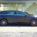 2019 Mercedes Benz CLA Shooting Brake
