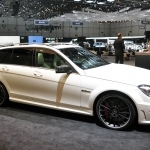 2019 Mercedes Benz C63 AMG Estate