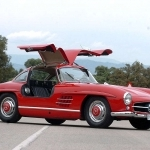2019 Mercedes Benz 300 SL Gullwing