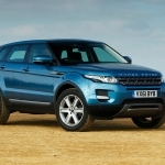 2019 Land Rover Range Rover Evoque 5 door