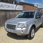 2019 Land Rover Freelander Td4 5door