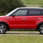 2019 Kia Soul EU Version
