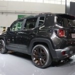 2019 Jeep Renegade Zi You Xia Concept