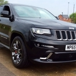 2019 Jeep Grand Cherokee SRT 8 UK Version