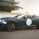 2019 Jaguar F Type Project 7