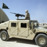 2019 Hummer Humvee Military Vehicle