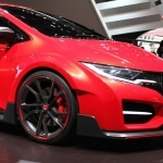 2019 Honda Civic Type R Concept