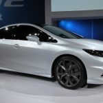 2019 Honda Civic Si Sedan Concept