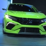 2019 Honda Civic Concept