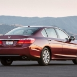 2019 Honda Accord EX L Sedan