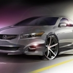 2019 Honda Accord Coupe Concept