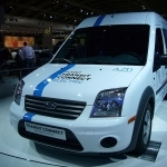 2019 Ford Transit Connect Electric