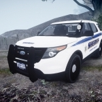 2019 Ford Police Interceptor Utility Vehicle