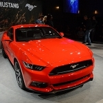 2019 Ford Mustang SVO