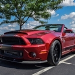 2019 Ford Mustang Shelby GT500 Convertible