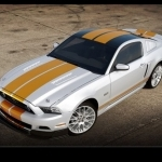 2019 Ford Mustang Glass Roof