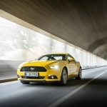 2019 Ford Mustang EU Version