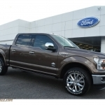 2019 Ford King Ranch F150 SuperCrew