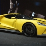 2019 Ford GT40 Concept