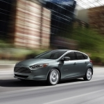 2019 Ford Focus Electric