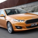 2019 Ford FG Falcon XR6