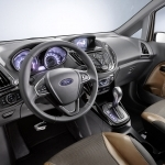 2019 Ford B MAX Concept