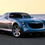 2019 Chrysler Crossfire Concept