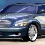 2019 Chrysler California Cruiser Concept