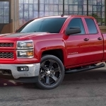 2019 Chevrolet Silverado Midnight Edition