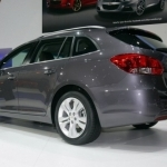 2019 Chevrolet Cruze Station Wagon