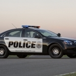2019 Chevrolet Caprice Police Patrol Vehicle