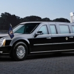 2019 Cadillac Presidential Limousine