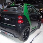 2019 Brabus smart fortwo electric drive