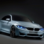 2019 BMW M4 Iconic Lights Concept