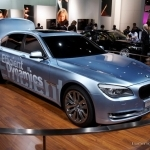 2019 BMW 7 Series ActiveHybrid Concept