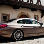 2019 BMW 6 Series Gran Coupe UK Version