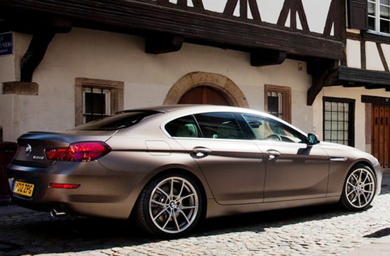 2019 bmw 6 series gran coupe uk version car photos catalog 2018. Black Bedroom Furniture Sets. Home Design Ideas